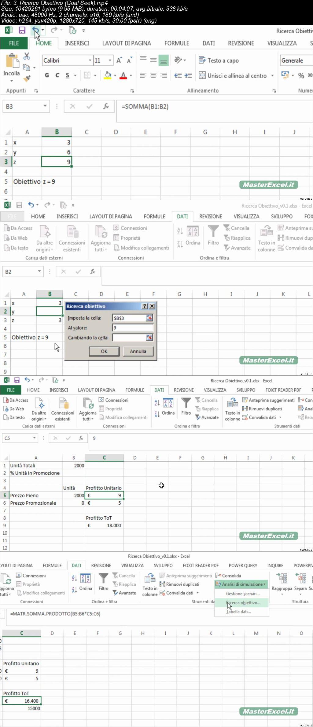 Corso Excel Avanzato: Pivot, Macro e Funzioni Avanzate