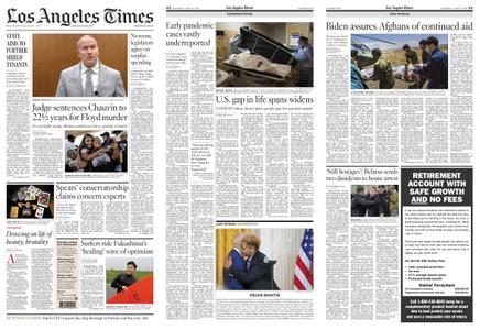 Los Angeles Times – June 26, 2021