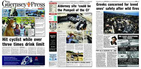 The Guernsey Press – 27 July 2018