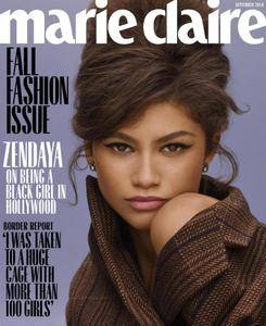 Marie Claire USA - September 2018