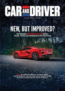 Car and Driver USA - December 2019