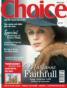 Choice Magazine – August 2021