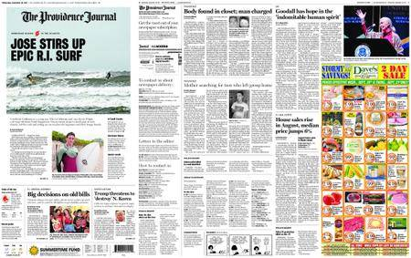 The Providence Journal – September 20, 2017