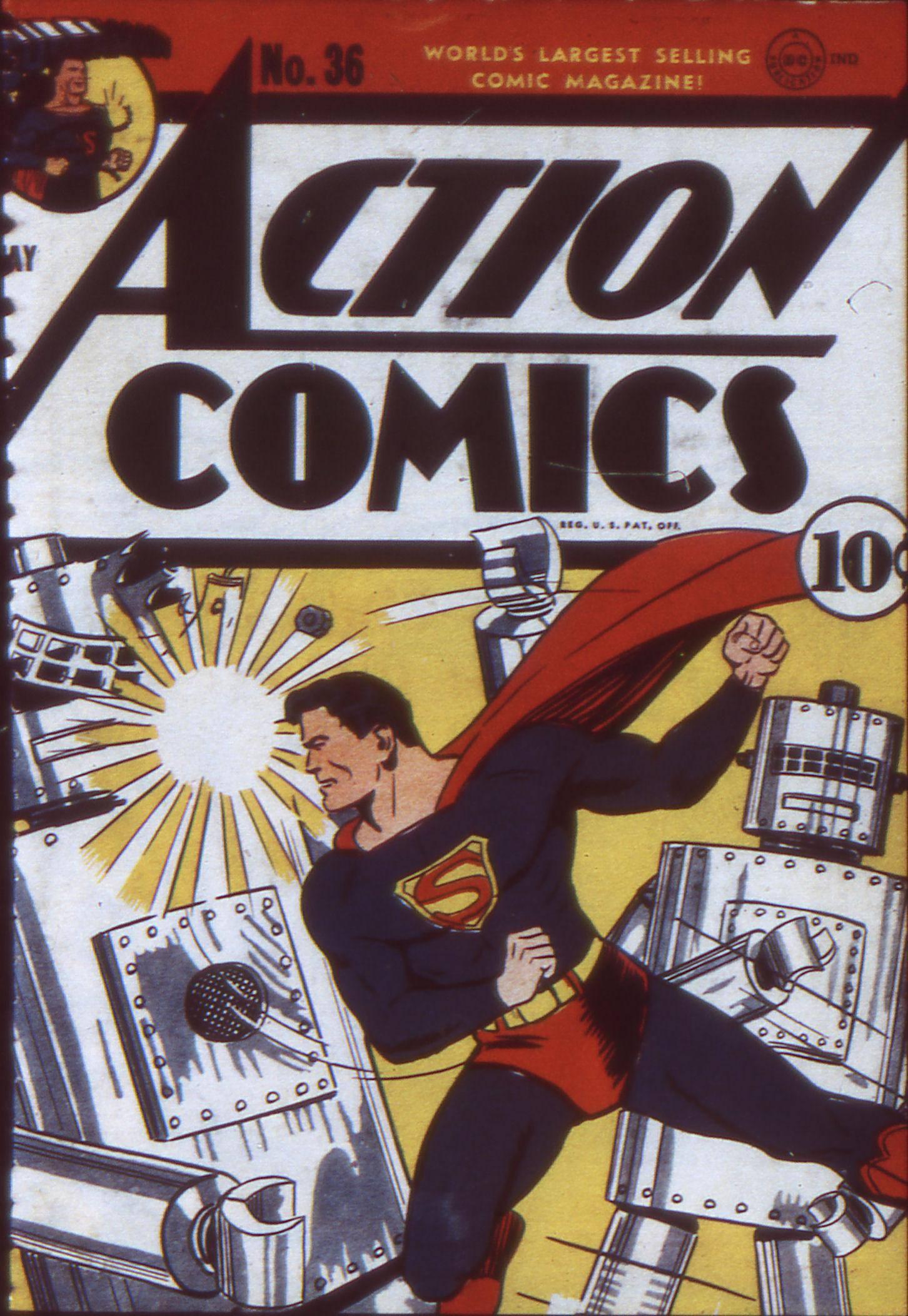 18 Action Comics 036F 1941 c2c ow ont par2 5615 MB www usenet space cowboys online