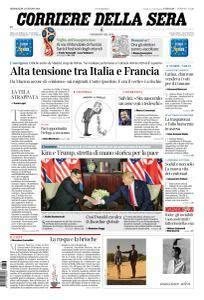 Corriere della Sera - 13 Giugno 2018