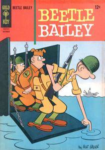 Beetle Bailey 51 Gold Key Nov 1965