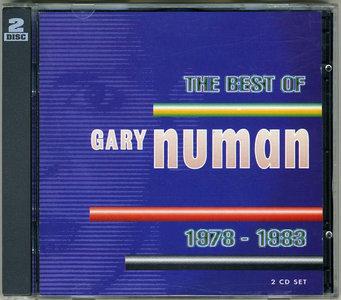 Gary Numan - The Best Of Gary Numan 1978-1983 (1993) 2CDs [Re-Up]