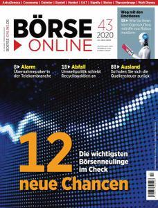 Börse Online - 22 Oktober 2020