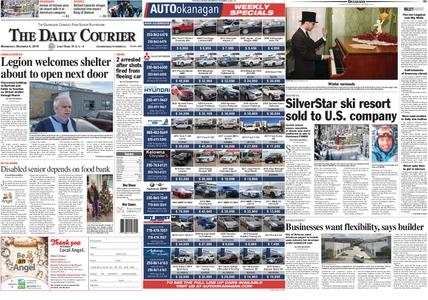 Kelowna Daily Courier – December 04, 2019