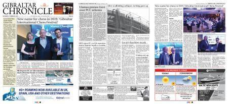 Gibraltar Chronicle – 03 February 2018