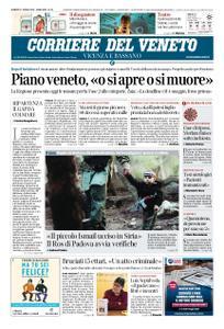Corriere del Veneto Vicenza e Bassano – 17 aprile 2020
