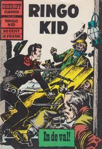 Sheriff Classics - 225 - Ringo Kid - In De Val