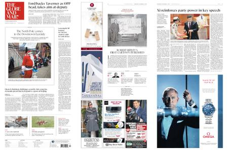 The Globe and Mail – December 19, 2018