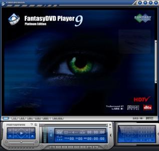 FantasyDVD Player Platinum 9.7.0.312 Multilanguage