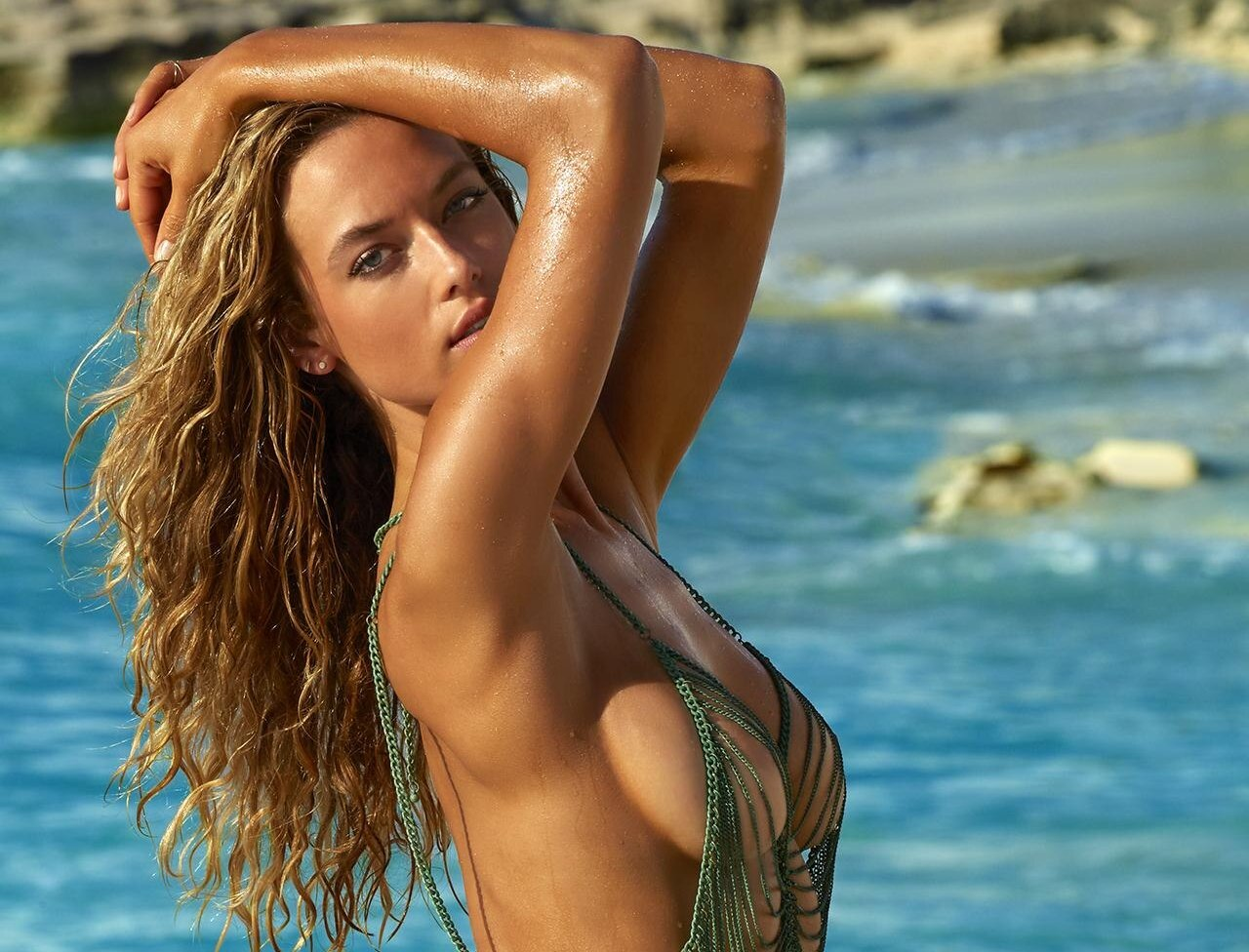 The most controversial sports illustrated swimsuit photos ranked swim week calendar