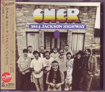 Cher - 3614 Jackson Highway (1969) [2013, Japan]