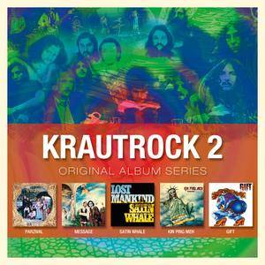 VA - Original Album Series: Krautrock 2 (2016) 5CD Box Set