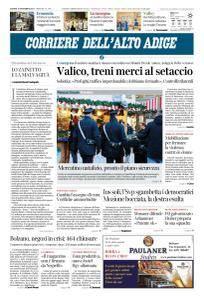 Corriere dell'Alto Adige - 16 Novembre 2017