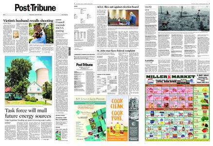 Post-Tribune – August 28, 2019