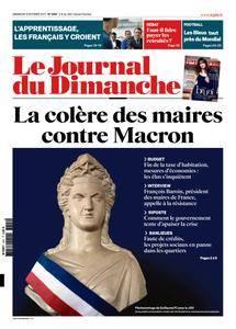 Le Journal du Dimanche - 08 octobre 2017