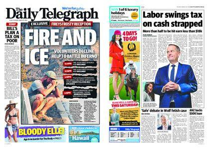 The Daily Telegraph (Sydney) – March 20, 2018