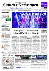 Lübecker Nachrichten Ostholstein Süd - 22. September 2018