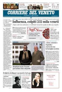 Corriere del Veneto Padova e Rovigo – 07 febbraio 2020