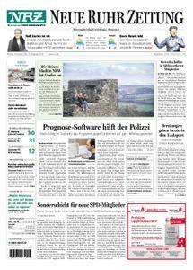 NRZ Neue Ruhr Zeitung Essen-Postausgabe - 05. Februar 2018
