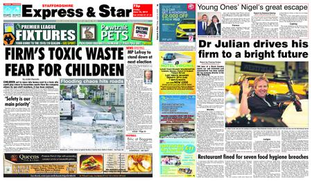Express and Star Staffordshire Edition – June 14, 2019