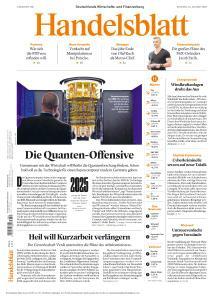 Handelsblatt - 24 August 2020