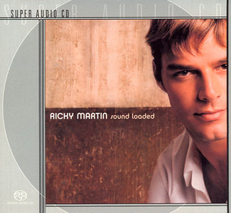 Ricky Martin - Sound Loaded (2000) PS3 ISO + Hi-Res FLAC {RE-UP}