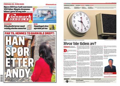 Finnmark Dagblad – 26. juni 2020