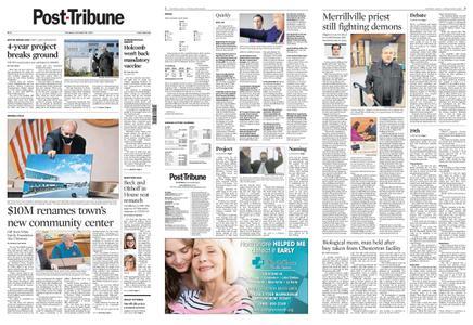 Post-Tribune – October 29, 2020