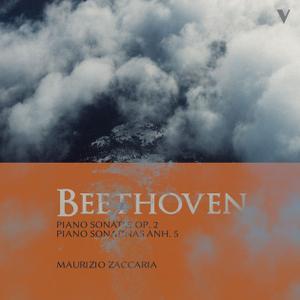 Maurizio Zaccaria - Beethoven - Piano Sonatas Op. 2; Piano Sonatinas Anh. 5 (2018) [Official Digital Download]
