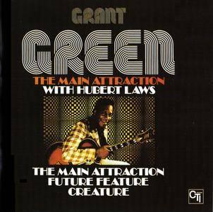 Grant Green - The Main Attraction (1976) {CTI-Epic-Legacy EK 86145 rel 2002}