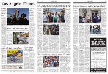 Los Angeles Times – June 26, 2020