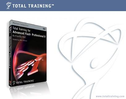 Total Training Advanced Flash Professional 8 - Next Level ActionScript