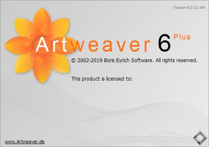 Artweaver Plus 6.0.12.15183 Multilingual