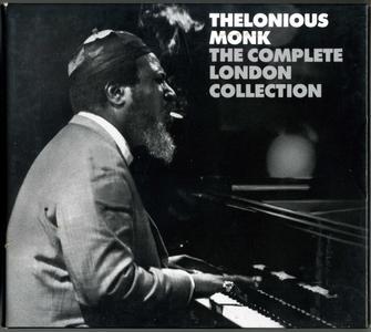 Thelonious Monk - The Complete London Collection (1971) {3 Volumes Set, Black Lion BLCD 7601-2 rel 1999}