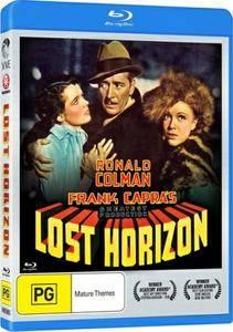 Lost Horizon (1937) + Extras