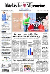 Märkische Allgemeine Dosse Kurier - 29. August 2017