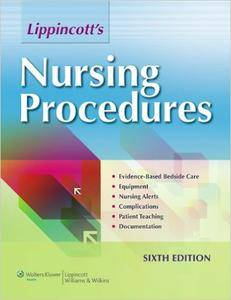 Nursing Procedures (6th edition) (Repost)