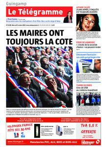 Le Télégramme Guingamp – 09 octobre 2019