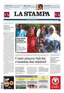 La Stampa Imperia e Sanremo - 29 Dicembre 2019