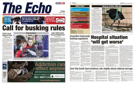 Evening Echo – August 06, 2021