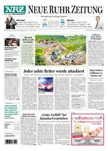 NRZ Neue Ruhr Zeitung Essen-Postausgabe - 19. Oktober 2017