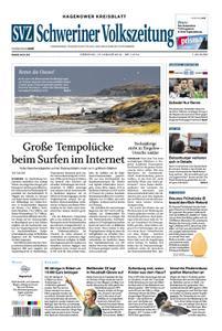 Schweriner Volkszeitung Hagenower Kreisblatt - 15. Januar 2019
