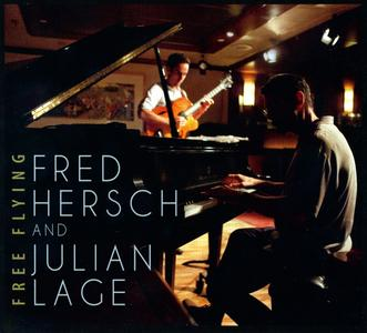 Fred Hersch and Julian Lage - Free Flying (2013) {Palmetto Records PM2168} (Complete Artwork)
