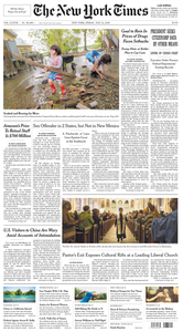 The New York Times – 12 July 2019