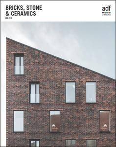 Architects Datafile (ADF) - Bricks, Stone & Ceramics (Supplement - April 2018)